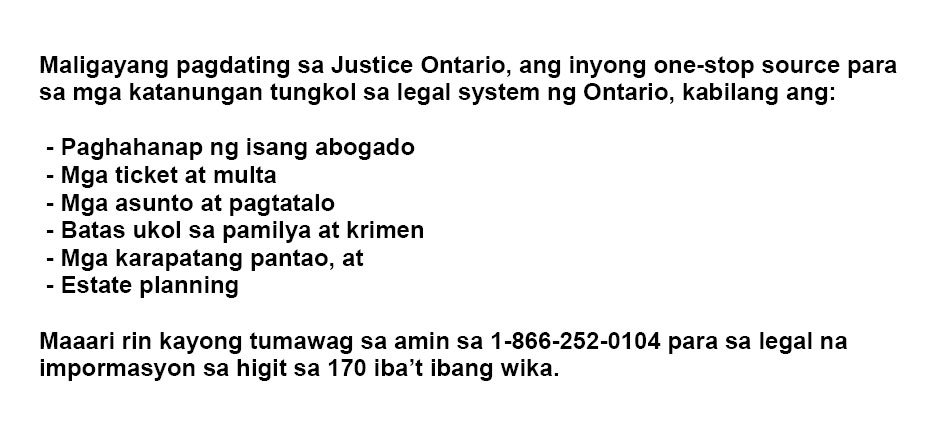 Justice ontario ministry of the attorney general justice ontario solutioingenieria Images