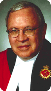 The Honourable Erwin Stach